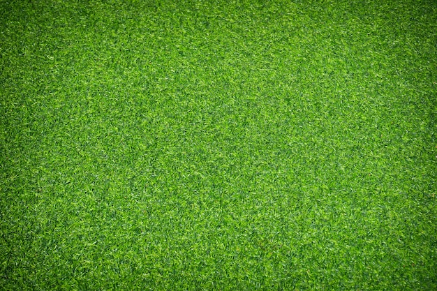 Fondo de textura de césped verde artificial.