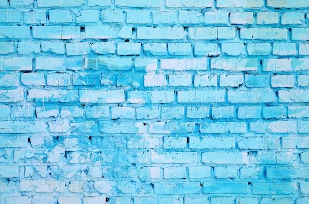 Fondo y textura cuadrados de la pared del bloque del ladrillo