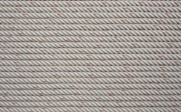 Fondo de textura de cuerda
