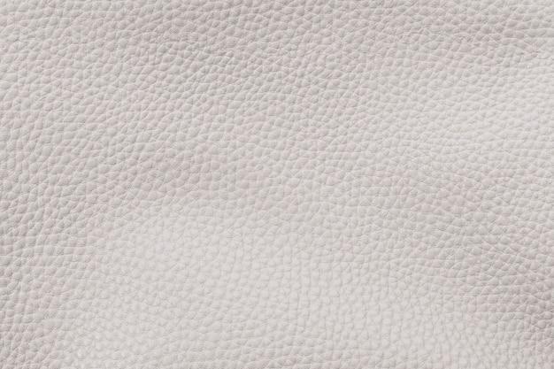 Fondo de textura de cuero artificial gris pardusco pastel