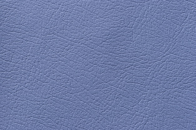 Fondo de textura de cuero azul claro