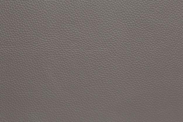 Fondo de textura de cuero gris original