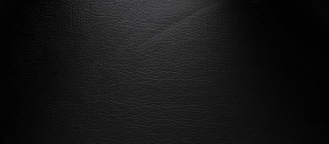 Fondo de textura de cuero negro original