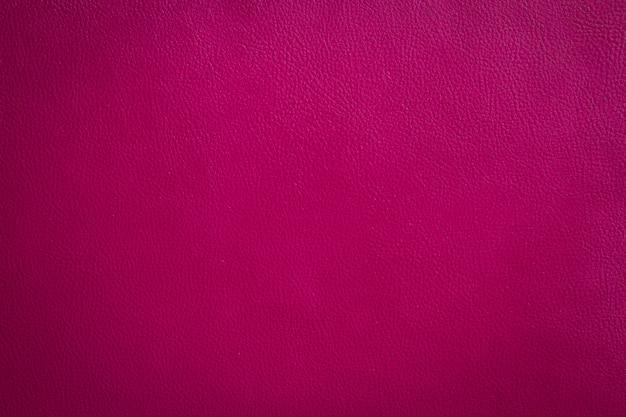 Fondo de textura de cuero rosa