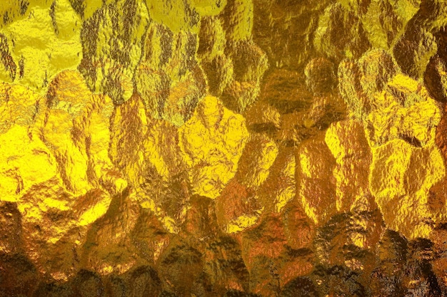 Fondo de textura dorada