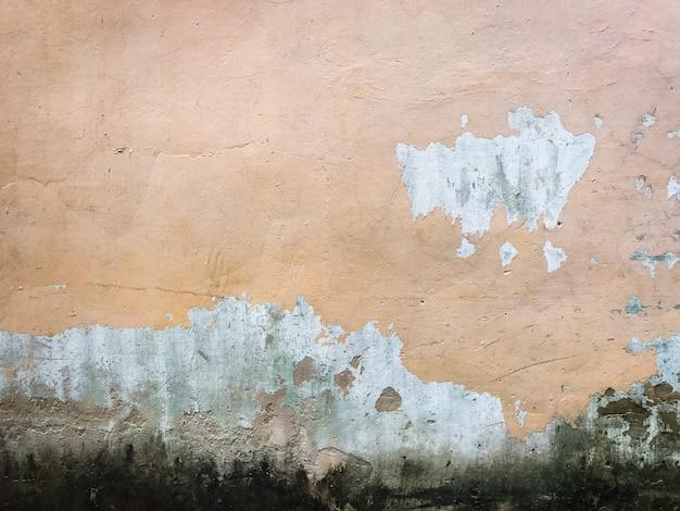 Fondo de textura de grieta de cemento viejo abstracto