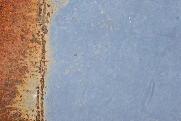 Fondo de textura de hierro oxidado viejo