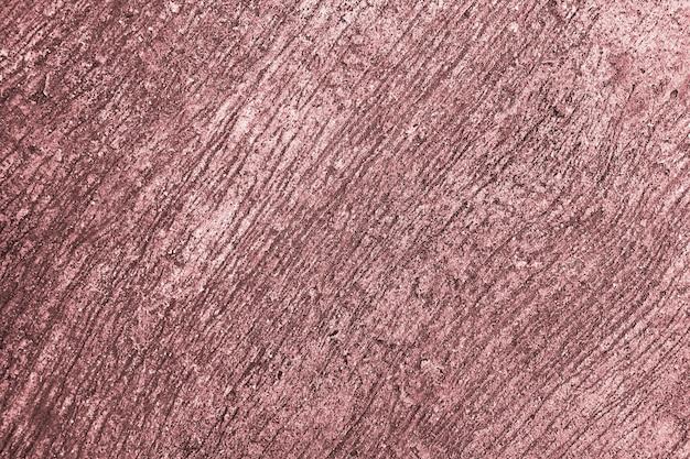 Fondo de textura de hormigón de cobre grunge