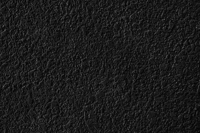 Fondo de textura de hormigón liso negro