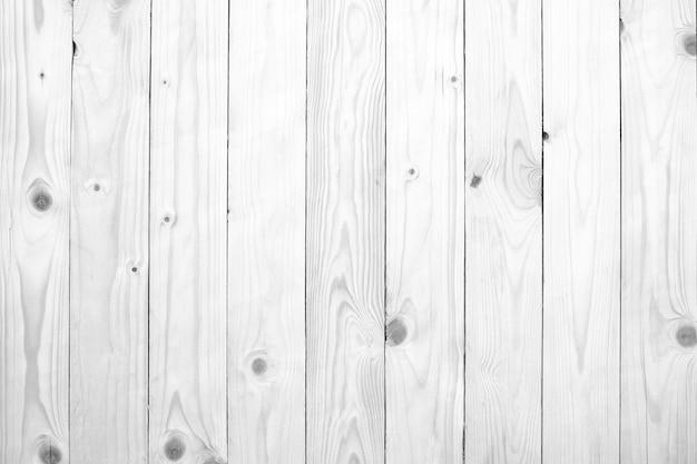 Fondo de textura de madera blanco y negro vintage hermoso