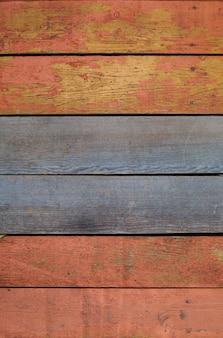 Fondo de textura de madera gris y rosa