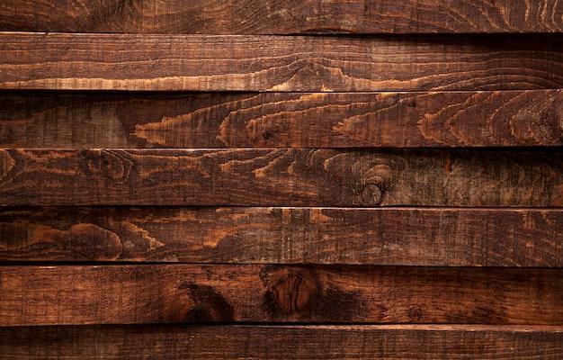 Fondo de textura de madera marrón oscuro