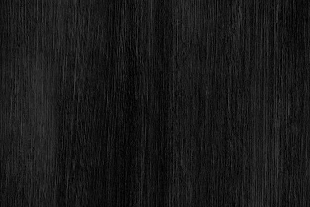 Fondo de textura de madera negra rústica