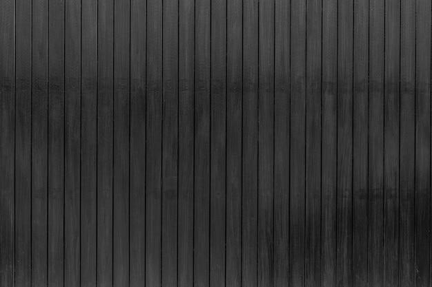 Fondo de textura de madera negra
