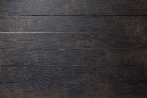 Fondo de textura de madera oscura para el diseño