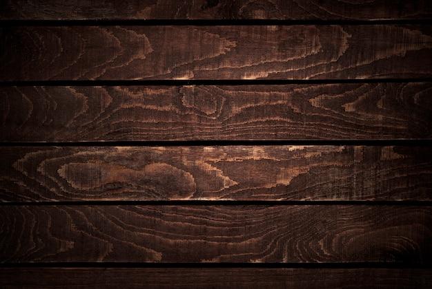 Fondo de textura de madera oscura