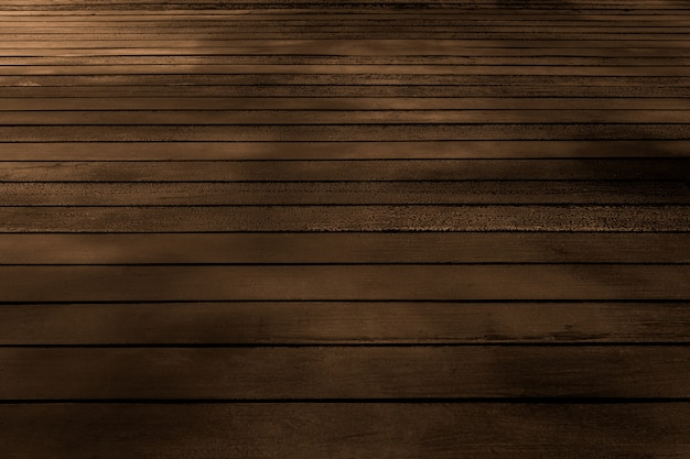Fondo de textura de madera, vista de pared de madera vintage, fondo grunge Foto Premium