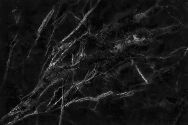 Fondo de textura de mármol gris negro, piso de piedra de baldosas naturales.