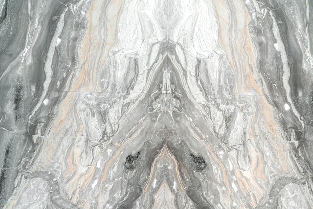 De fondo de textura de mármol natural gris blanco