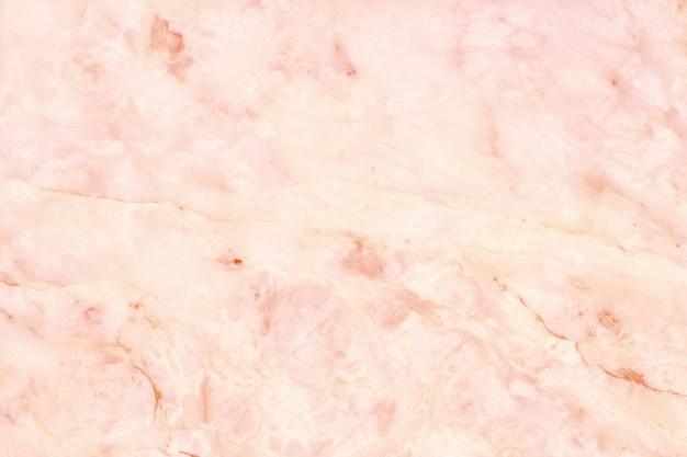 Fondo de textura de mármol de oro rosa