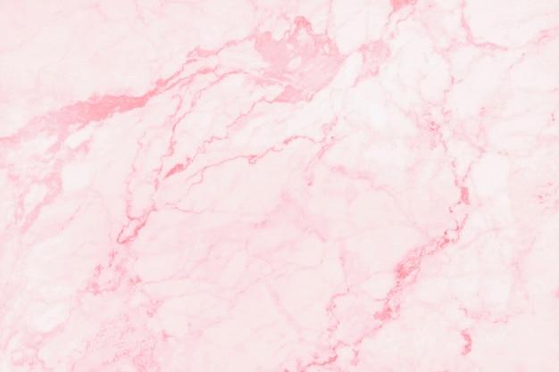 Fondo de textura de mármol rosa con alta resolución para decoración de interiores