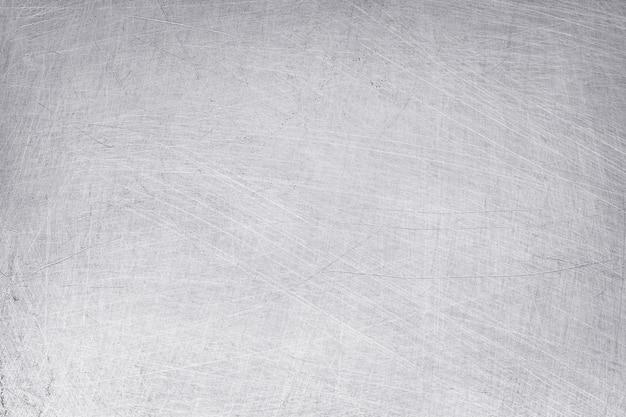 Fondo de textura de metal aluminio