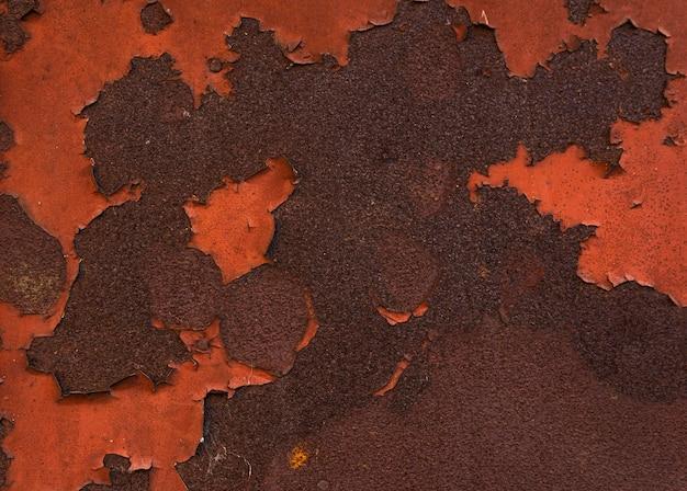 Fondo de textura metálica oxidada