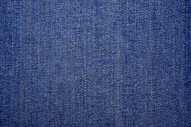 Fondo de textura de mezclilla azul oscuro