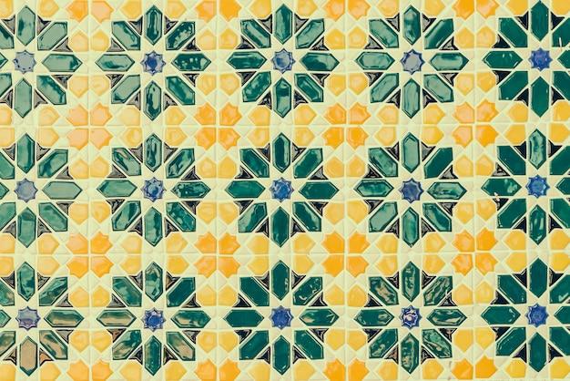 Fondo de la textura de mosaico