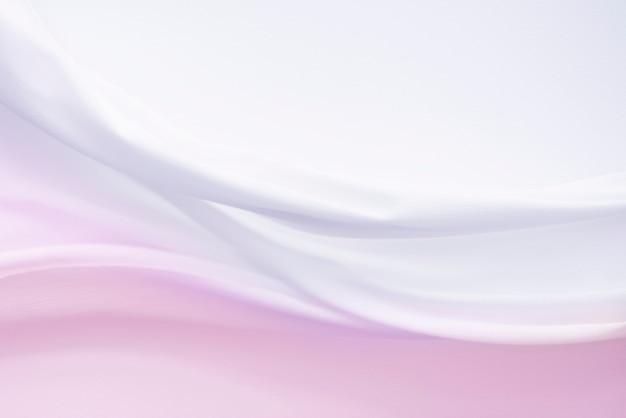 Fondo de textura de movimiento de tela rosa y puple