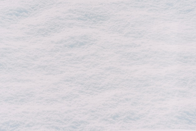 Fondo de textura de nieve blanca