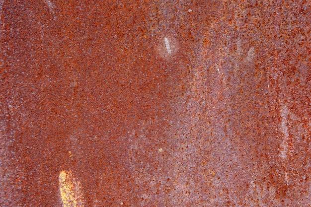 Fondo de textura de óxido de hierro metal viejo