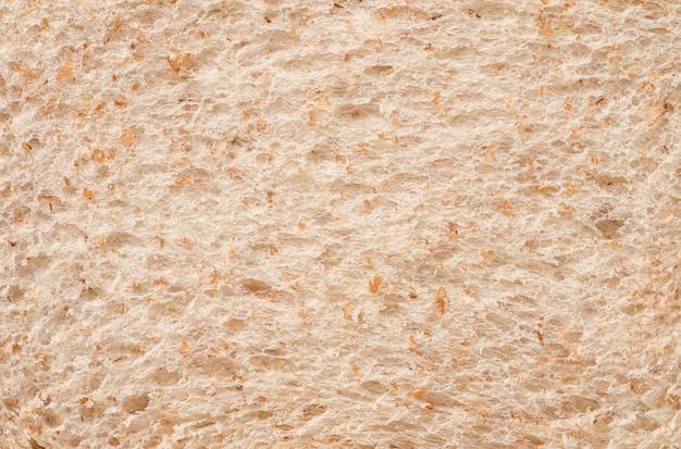 Fondo de textura de pan macro abstracto