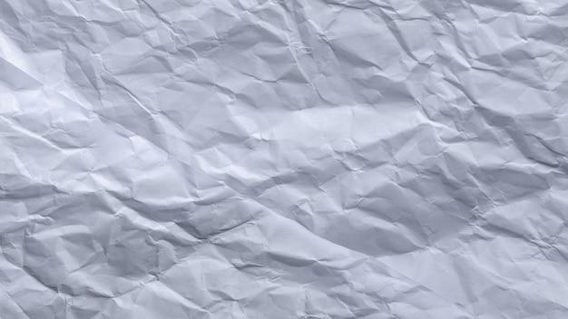Fondo de textura de papel arrugado gris.