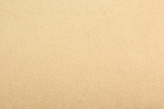Fondo de textura de papel artesanal marrón