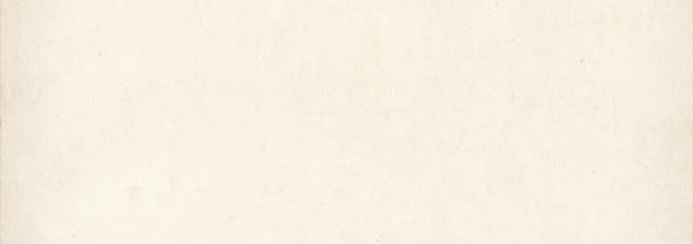 Fondo de textura de papel blanco reciclado. papel pintado de banner vintage