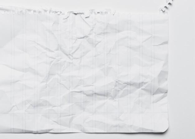 Fondo textura papel blanco