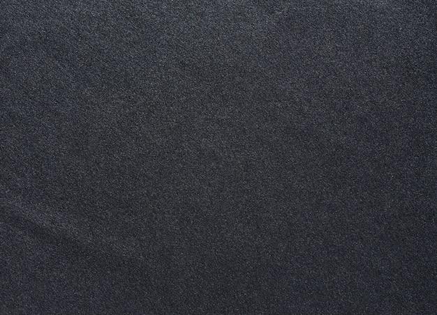 Fondo de textura de papel de color negro abstracto