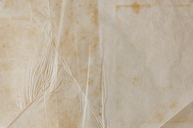 Fondo de textura de papel manchado de espacio de diseño