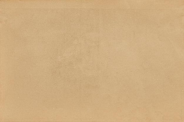 Fondo con textura de papel marrón en blanco