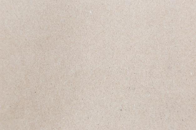 Fondo de textura de papel marrón o superficie de cartón de un embalaje de caja de papel