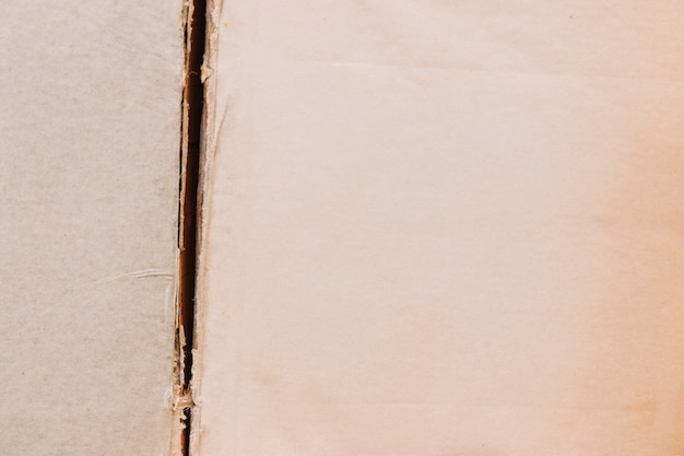 Fondo de textura de papel rasgado grunge con espacio para texto