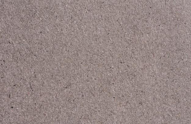 Fondo de textura de papel reciclado abstracto gris
