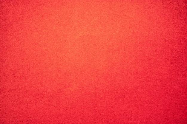 Fondo de textura de papel rojo vintage abstracto