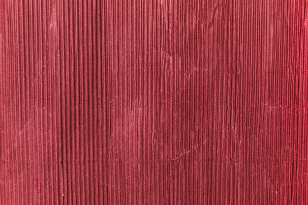 Fondo textura papel rojo