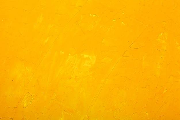 Fondo de textura de pared amarilla