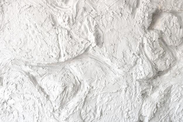Fondo de textura de pared de mortero blanco