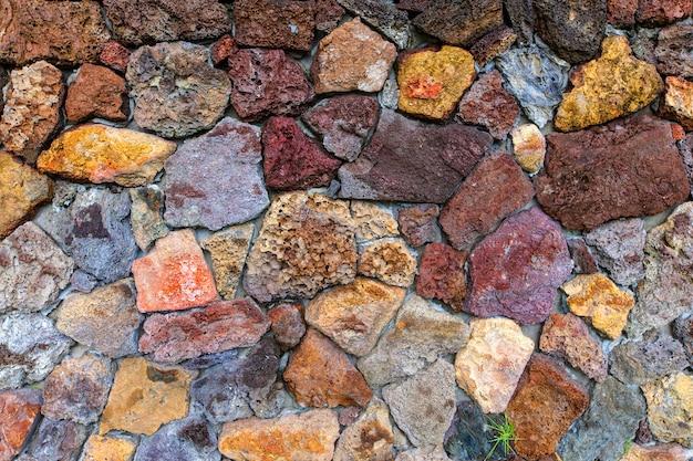 Fondo de textura de pared de piedra