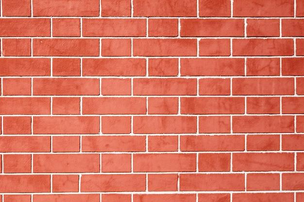 Fondo de textura de pared vieja de ladrillo rojo vintage