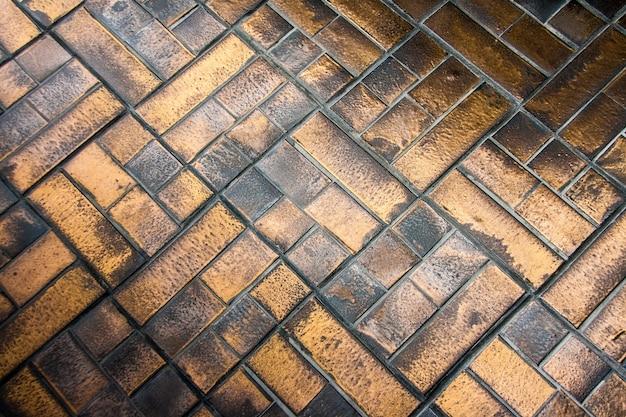 Fondo de textura de patrón de bronce